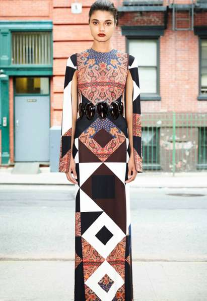 Geometric Gypsy Fashion