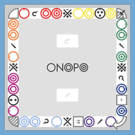 Minimalist Board Game Makeovers