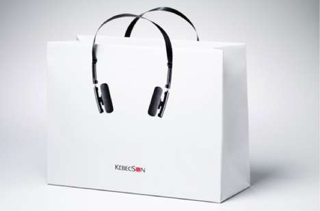 Headphone-Branded Bags