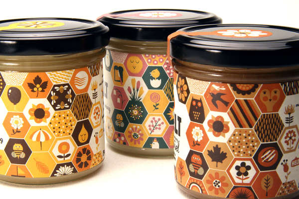 36 Creative Honey Jars