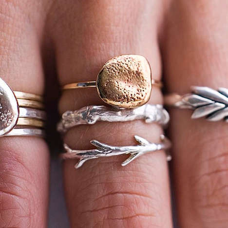 Phrase-Inspired Jewelry