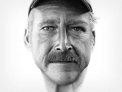 Missing Identity Portraits