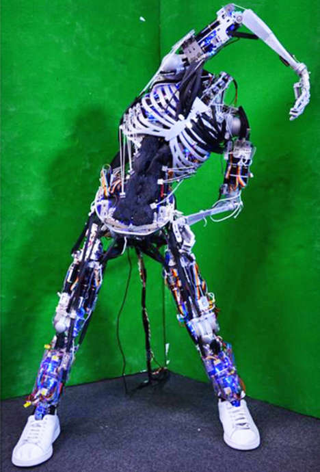 Artificial Anatomical Automatons