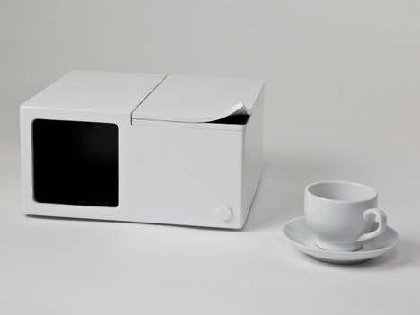 Minimalist Caffeine Makers