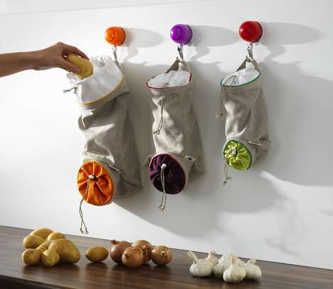Produce-Preserving Bags