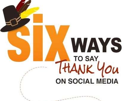 Virtual Gratitude Infographics