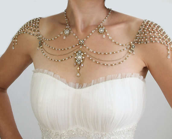 55 Examples of Bridal Bling