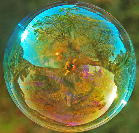 From Mesmerizing Shadow Bubbles to Liquid Sphere Photography