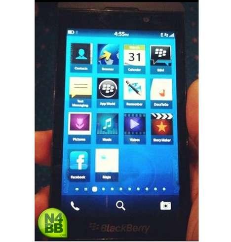 Company-Saving Smartphone Previews
