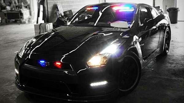 10 Intimidating Cop Cars