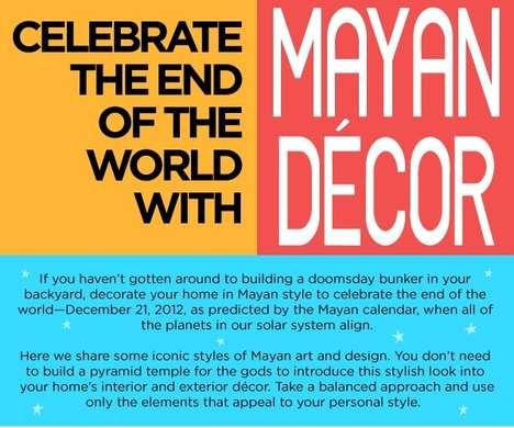 Armageddon Mayan Decor Ideas