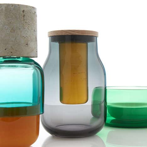 Experimental Preserve Jars