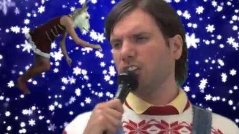 Tone-Deaf Holiday Carollers