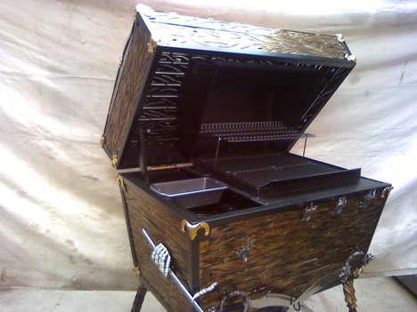 Handcrafted Buccaneer BBQs