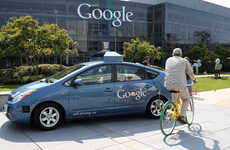 Hands-Free Search Engine Autos (UPDATE) - The Google Driverless Car is Finally Coming into Fruition
