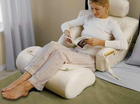 Body Cushioning Headrests