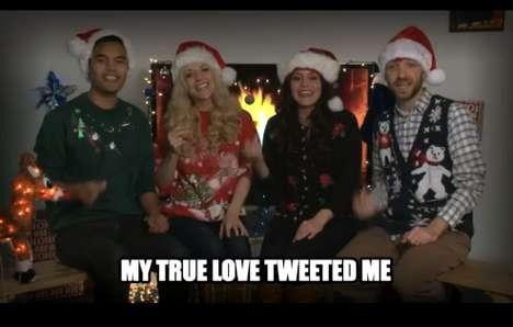 Merry Meme Holiday Songs