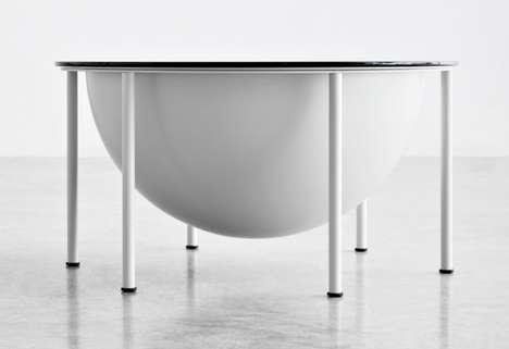 Bulbous-Bellied Tables