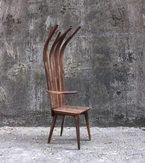 Optically Illusive Seating
