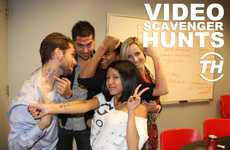 Video Scavenger Hunts