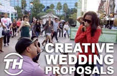 Creative Wedding Proposals - Jamie Munro Shows Her Top Five Picks for Romantic Proposals