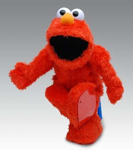 12 Elmo Apparel Items