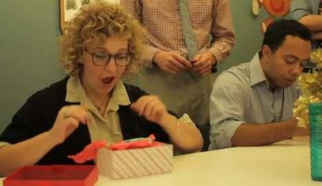 Awkward Secret Santa Videos