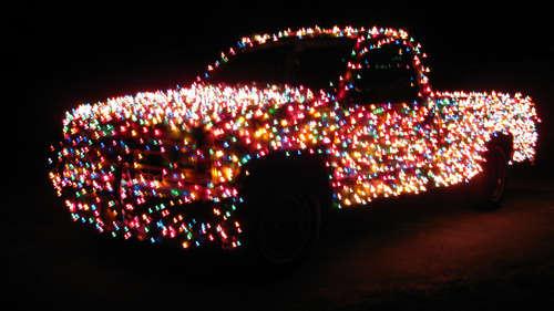 24 Christmas Light Decorations