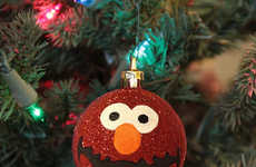 Personalized Puppet Ornaments - The Elmo Christmas Ornament Attracts a Younger Audience