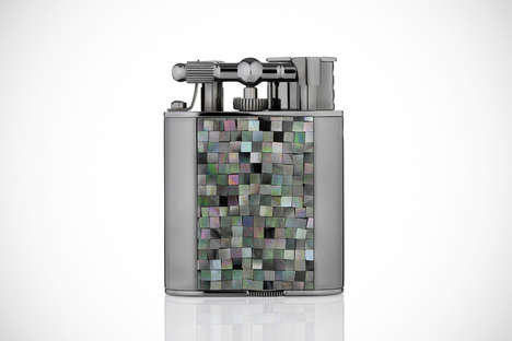 Textured Luxury Lighters