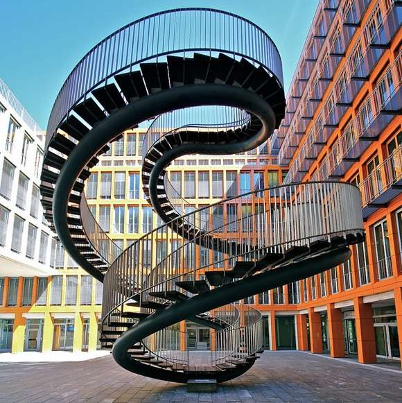 95 Heavenly Staircase Designs