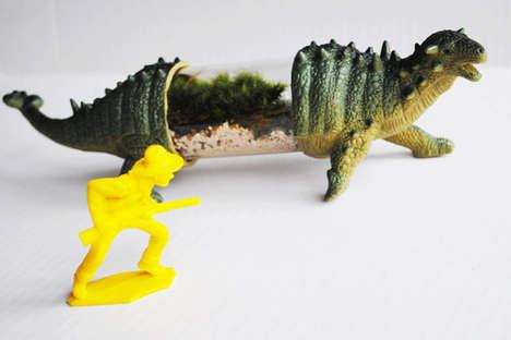 Jurassic Ecosystem Decor
