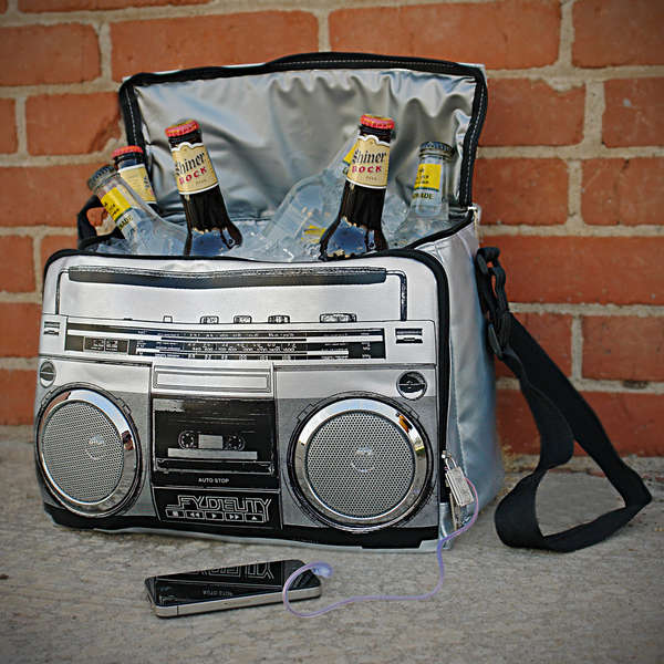17 Boom Box-Inspired Designs