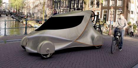 Cyclist City Cars