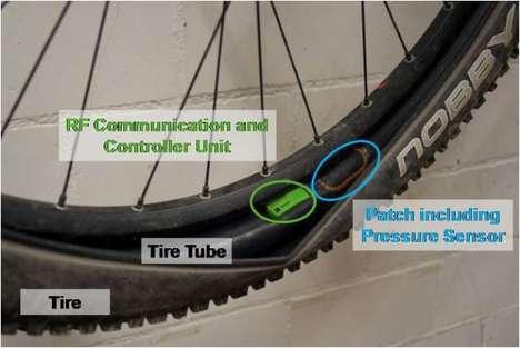 Cyclist Air Monitors