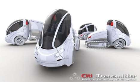 Modular Pod Cars