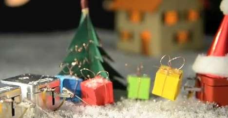 Robotic Christmas Carols
