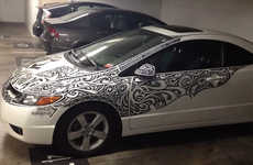 Automotive Freehand Art