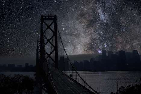 Unnaturally Starry Cityscapes