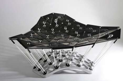 Effervescent Floating Chairs