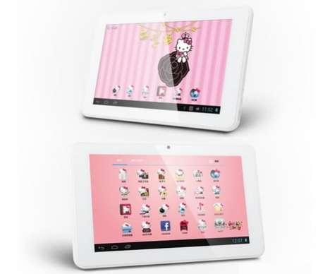 Iconic Feline Tablets