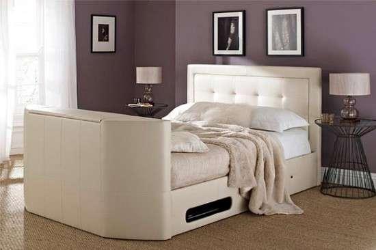 Outstanding Luxurious Multifunctional Beds Ottoman Tv Bed Machost Co Dining Chair Design Ideas Machostcouk