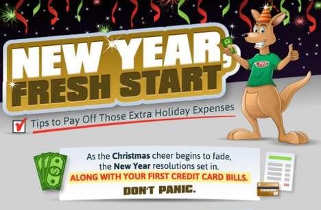 Holiday Debit Infographics