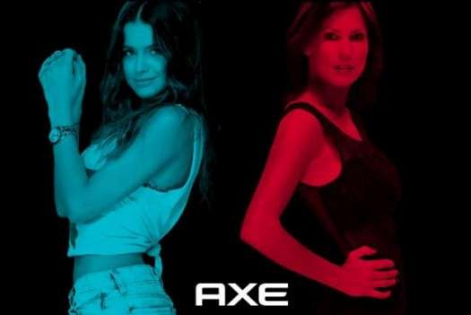 12 Clever Axe Deodorant Campaigns