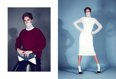 Androgynous Sport Editorials