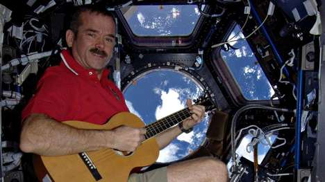 Recording Music in Space