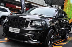 Blacke Edition SUVs - The Cherokee Hyun Black Edition was Made for China