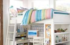 Compact Hybrid Bunk Beds