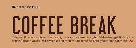 Caffeine-Obsession Statistics