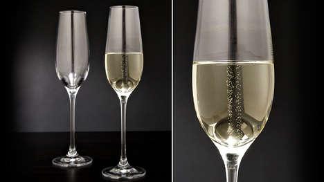 Deceptive Champagne Flutes